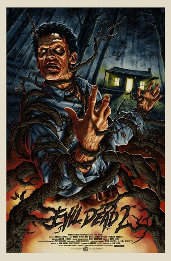 jason-edmiston-evil-dead-2-mondo-movie-poster1