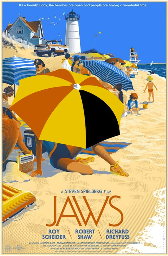 Mondo-Laurent-Durieux-Jaws