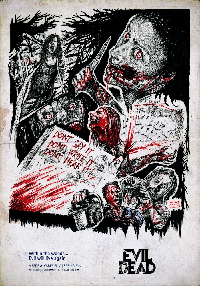 Evil-Dead-drawing-poster