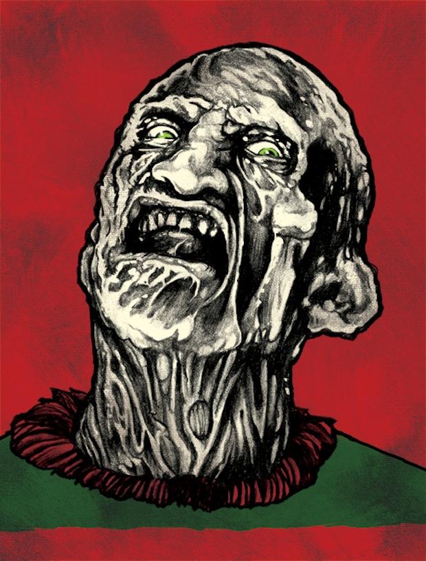 Ghoulish-FREDDY