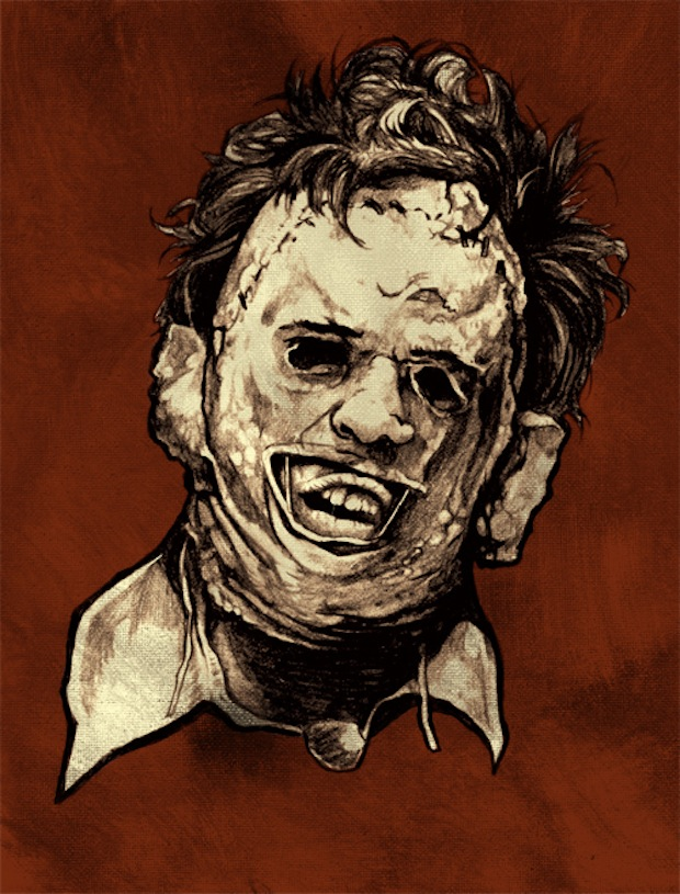 Ghoulish-Leatherface1