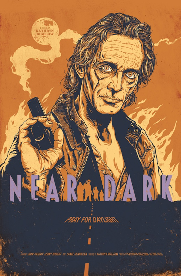 Ghoulish-Near-Dark-poster