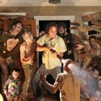 Joshua Hoffine's epic zombie photo Last Stand finally revealed!