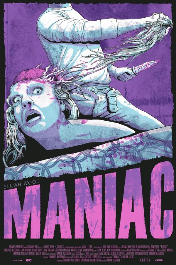 Maniac-Poster