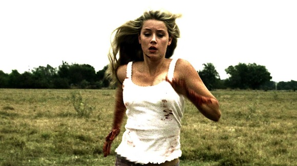 Amber Heard is Mandy Lane in Jonanthan Levine's All The Boys Love Mandy Lane.