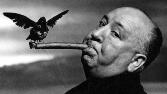 photographed_by_philippe_halsman_during_the_filming_of_the_birds__1962