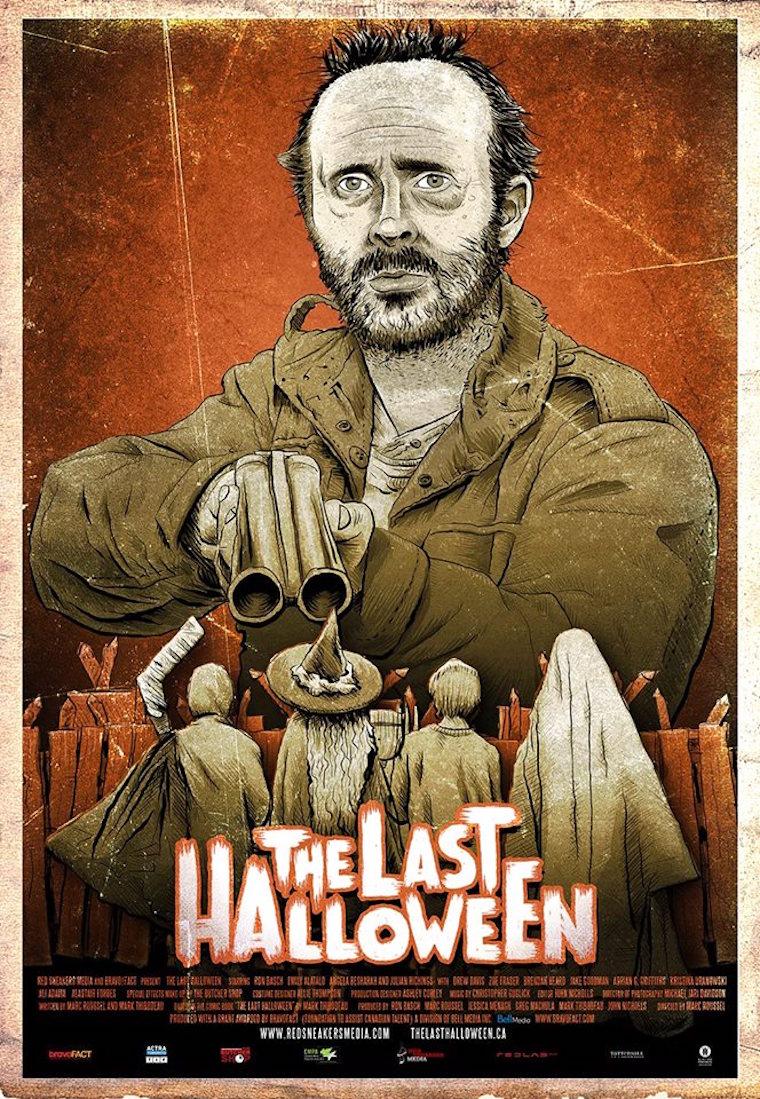 Short Round: Marc Roussel's The Last Halloween
