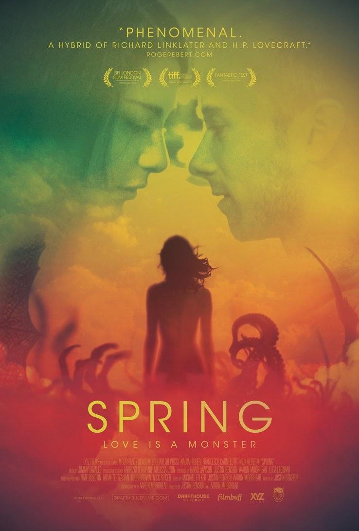 Spring Movie Poster 2015