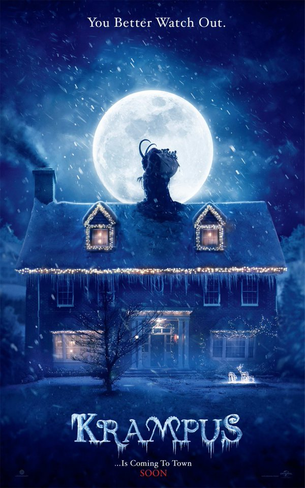 Ác Mộng Đêm Giáng Sinh - Krampus