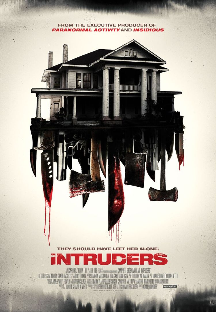 Intruders-Poster