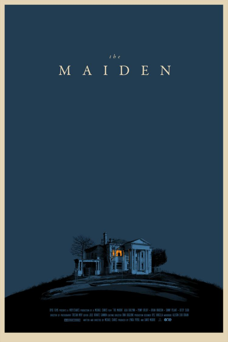 Maiden-poster